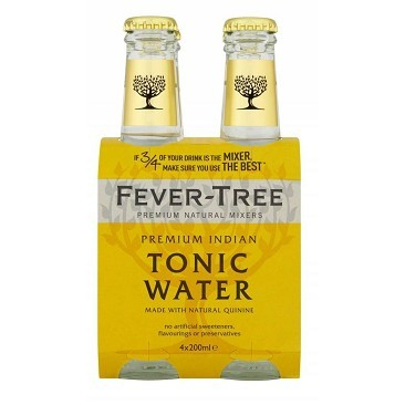 4 Pack Tonic Water